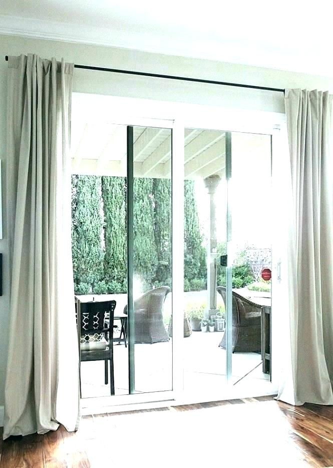 Patio Curtain Panel – Jpgsph With Regard To Grommet Blackout Patio Door Window Curtain Panels (View 21 of 50)