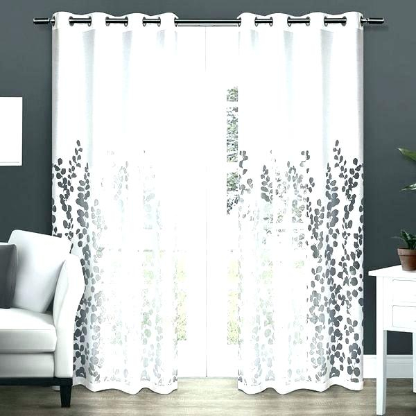 Patio Door Curtain Panel – Juandavidarce (#32 of 50)