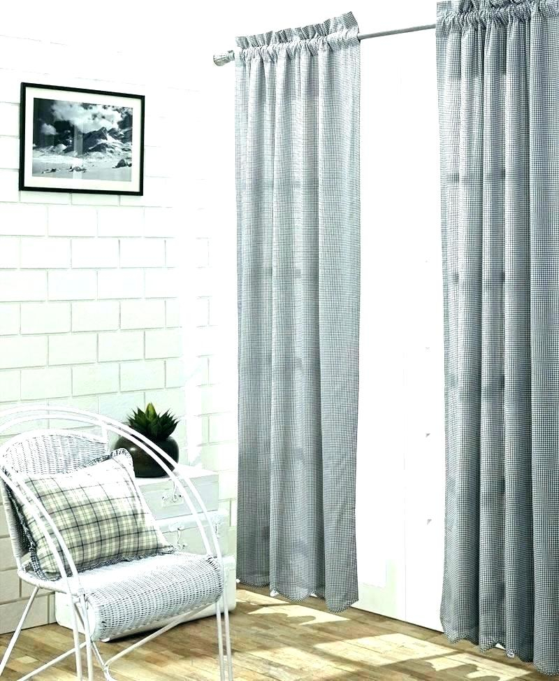 Patio Door Curtain Panel – Staires With Grommet Blackout Patio Door Window Curtain Panels (View 26 of 50)