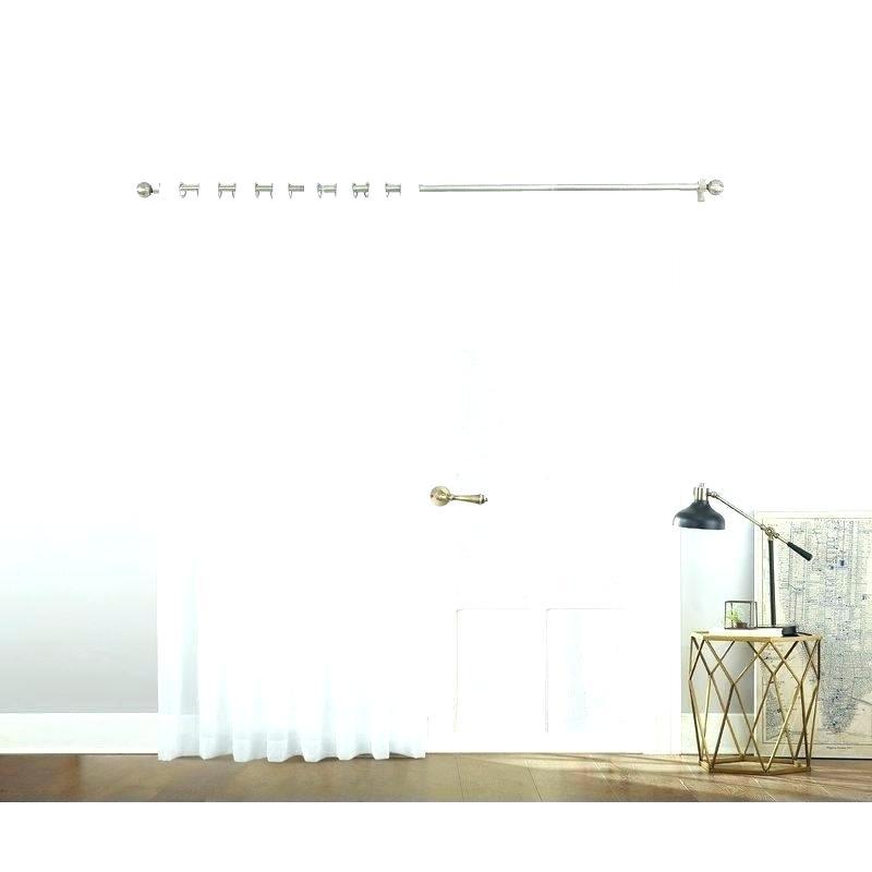 Patio Door Curtains Grommet Top Insulated Do – Posneg Inside Patio Grommet Top Single Curtain Panels (#25 of 38)