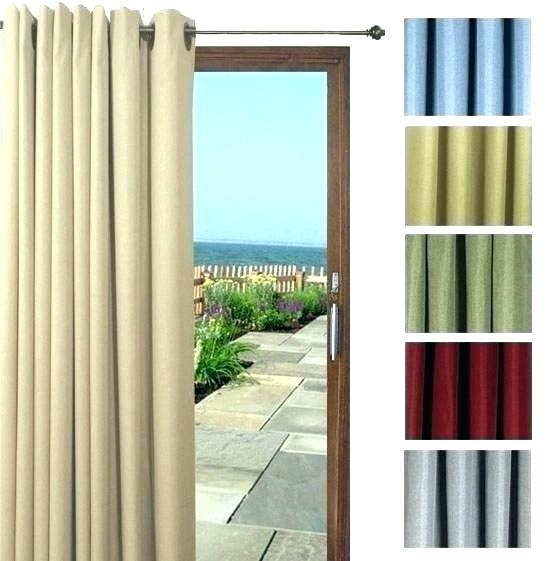 Patio Door Curtains Grommet Top – Tejidosfas (View 29 of 50)