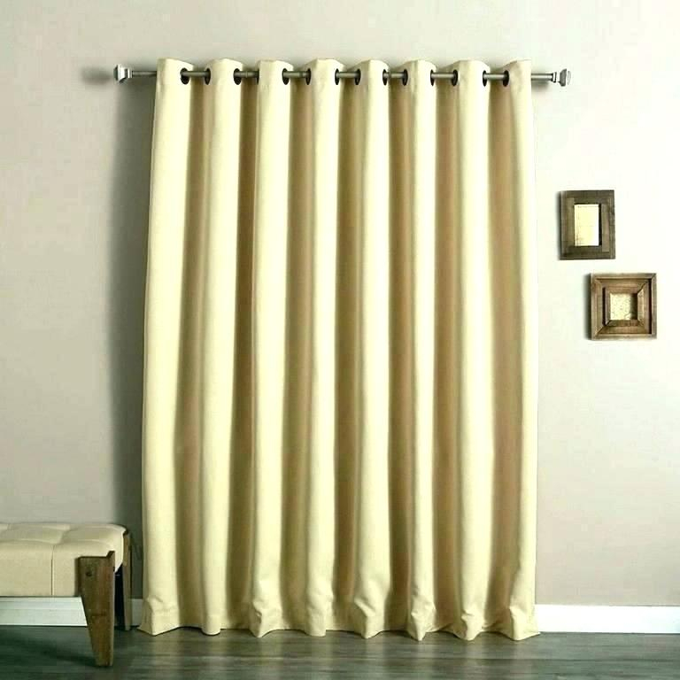 Patio Door Drapes Grommets – Keithmorrisprincipal Pertaining To Patio Grommet Top Single Curtain Panels (View 10 of 38)