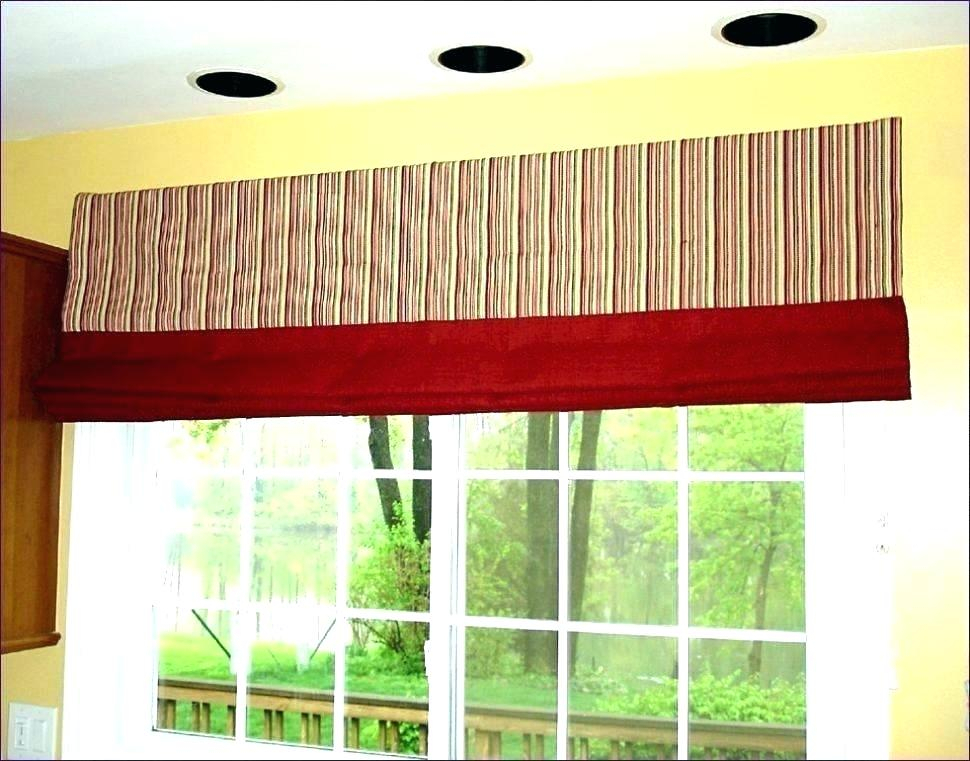 Patio Door Valances Related Post Covering Ideas – Coolskull Intended For Inez Patio Door Window Curtain Panels (View 43 of 50)