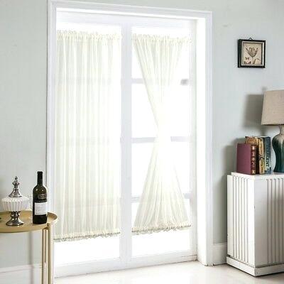 Patio Slider Curtains – Milfordlaino (#39 of 50)