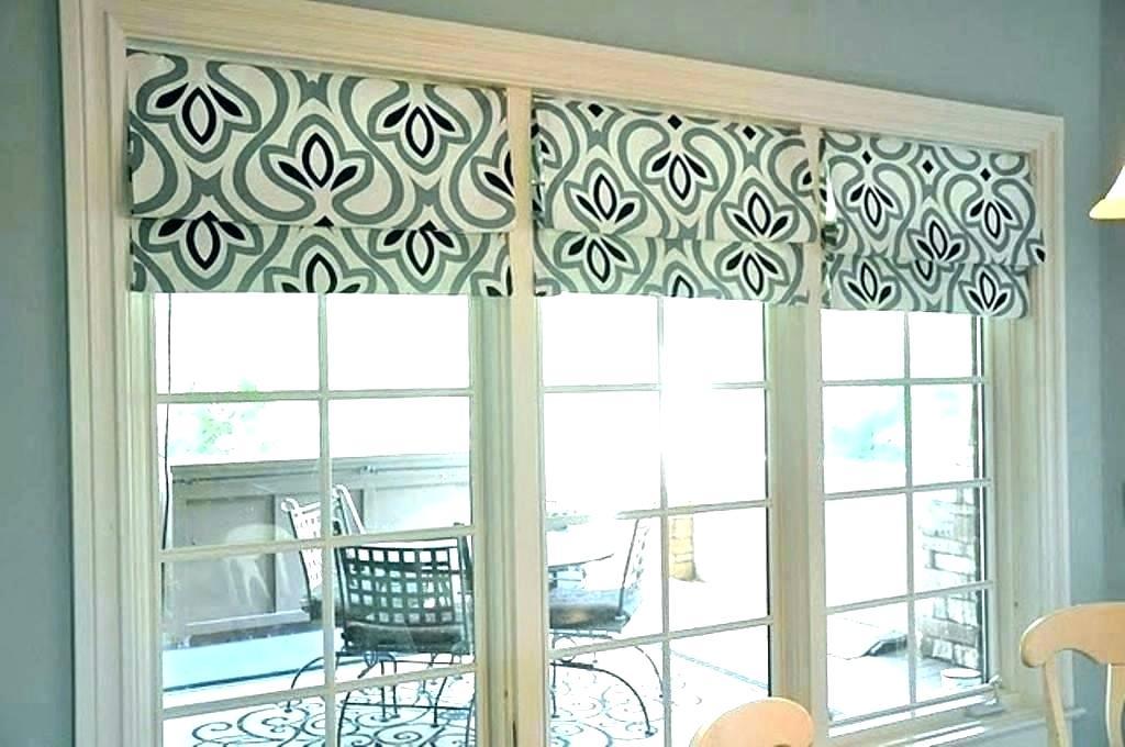 Patio Window Blinds – Driftaway With Inez Patio Door Window Curtain Panels (#40 of 50)