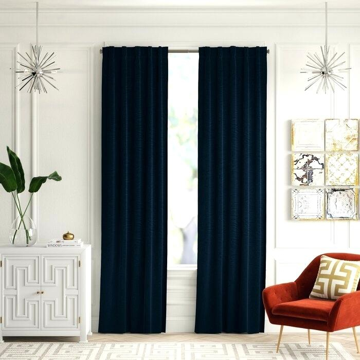 Pinch Pleat Curtains With Double Pinch Pleat Top Curtain Panel Pairs (#35 of 50)