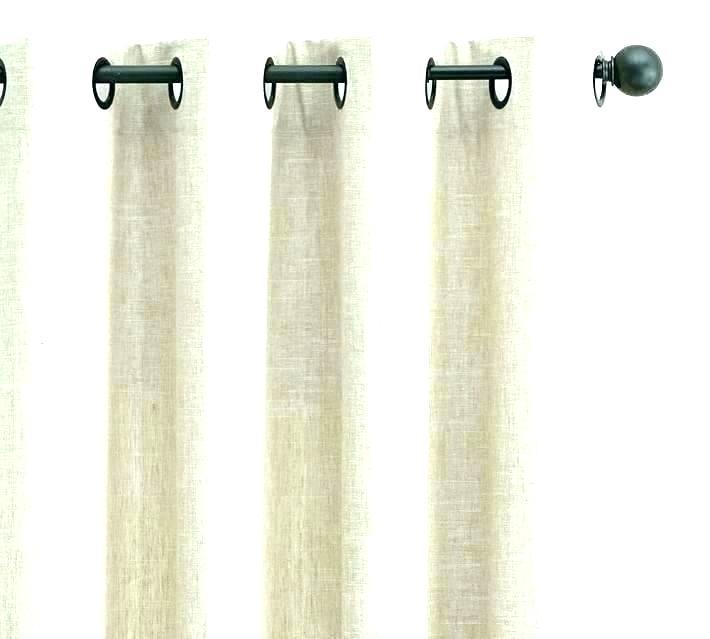 Pinch Pleat Linen Drapes – Blondin (#31 of 50)