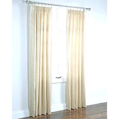 Pinch Pleat Sheer Curtains – Acehotels (#39 of 50)