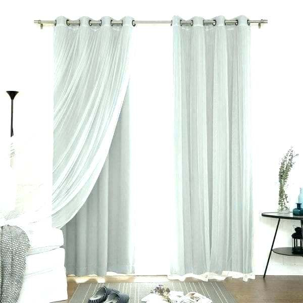 Pink And Grey Blackout Curtains Kids Window Curtain Purple Throughout Star Punch Tulle Overlay Blackout Curtain Panel Pairs (#36 of 50)