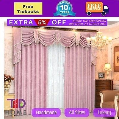Pink Valance Curtains Hot – Mirandahouse (#29 of 50)