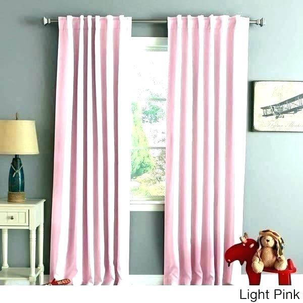 Pink Velvet Curtains – Tachartasan Inside Heritage Plush Velvet Single Curtain Panels (View 34 of 50)