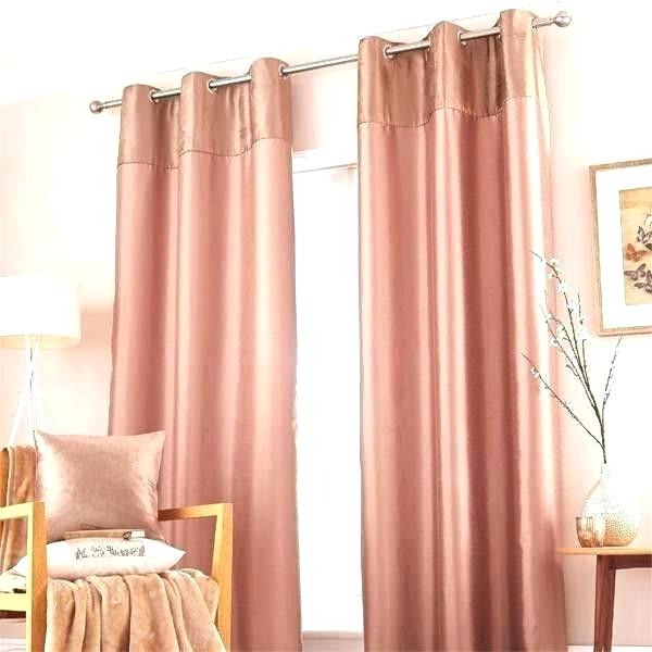 Pink Velvet Curtains – Tachartasan Within Heritage Plush Velvet Curtains (View 35 of 50)