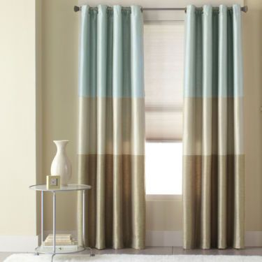 Pinkristi Phillips Zalesky On For The Home | Pinterest Pertaining To Chester Polyoni Pintuck Curtain Panels (#20 of 26)