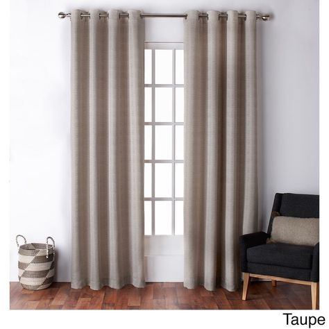 Pinterest – Пинтерест For Copper Grove Fulgence Faux Silk Grommet Top Panel Curtains (View 33 of 50)