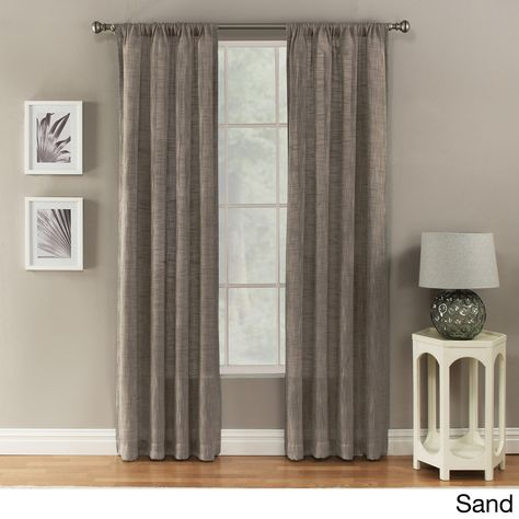 Pinterest With Regard To Luxury Collection Venetian Sheer Curtain Panel Pairs (#32 of 36)