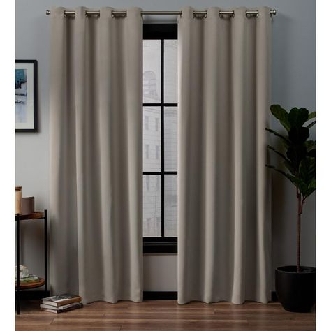 Pinterest Within Primebeau Geometric Pattern Blackout Curtain Pairs (#30 of 38)