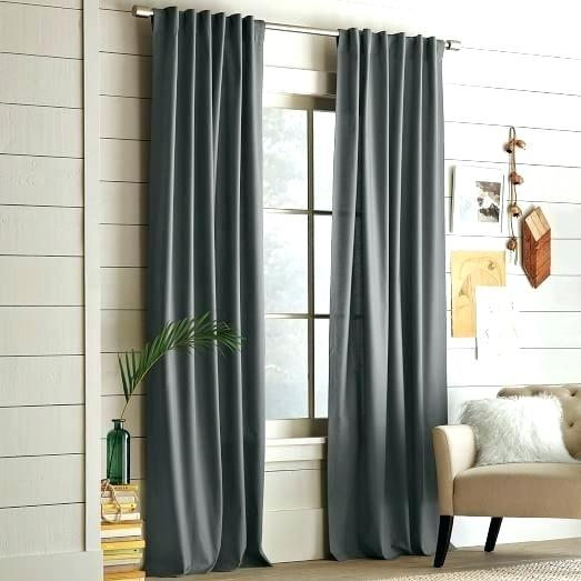 Pole Pocket Curtains – Brite Idea (#36 of 50)