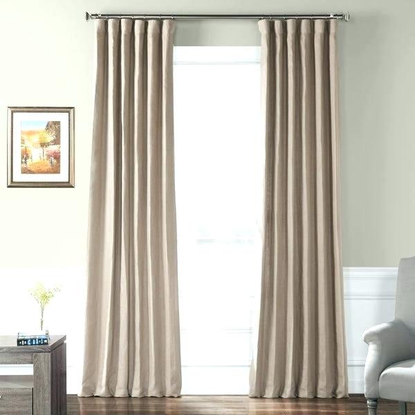 Pole Pocket Curtains – Goldenenterprises (#43 of 50)
