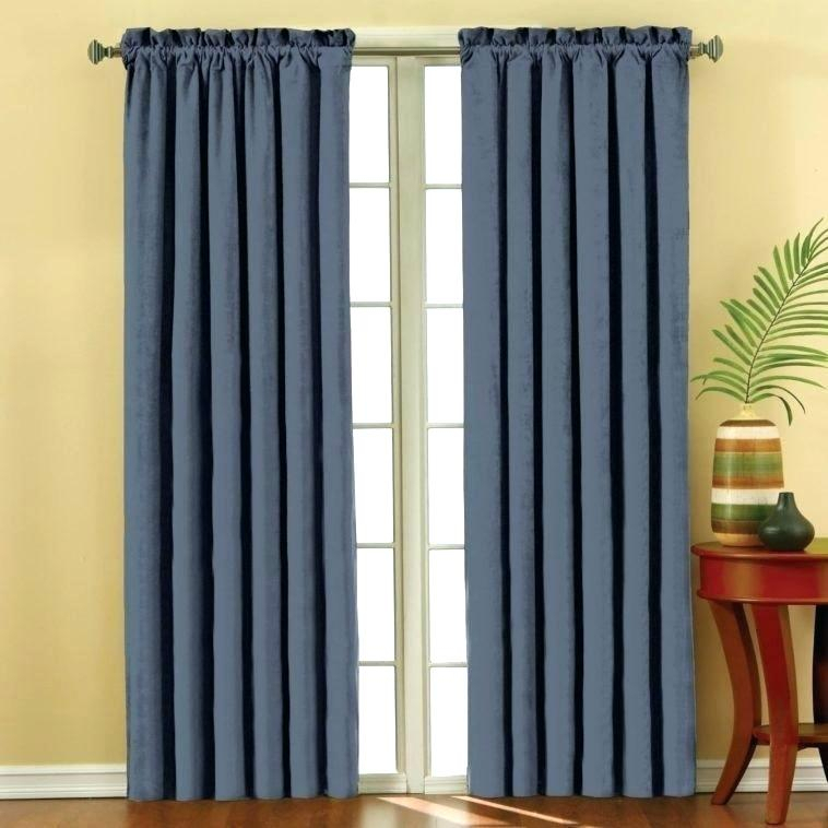 Pole Pocket Curtains – Goldenenterprises (#46 of 50)
