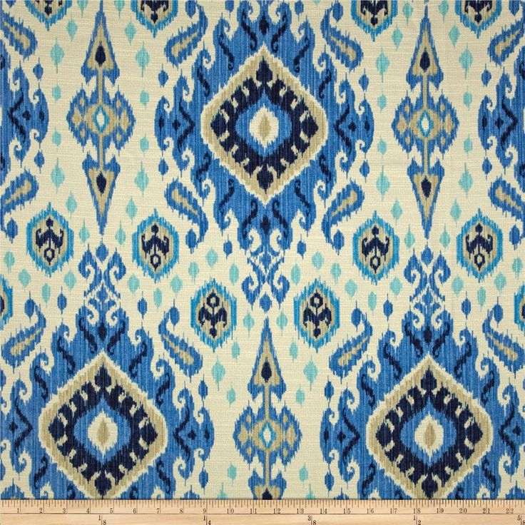 Popular Of Turquoise Ikat Curtains Inspiration With 174 Best Intended For Ikat Blue Printed Cotton Curtain Panels (#42 of 50)
