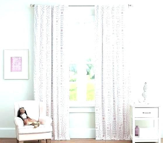 Pottery Barn Sheer Curtains – Folha (View 38 of 50)