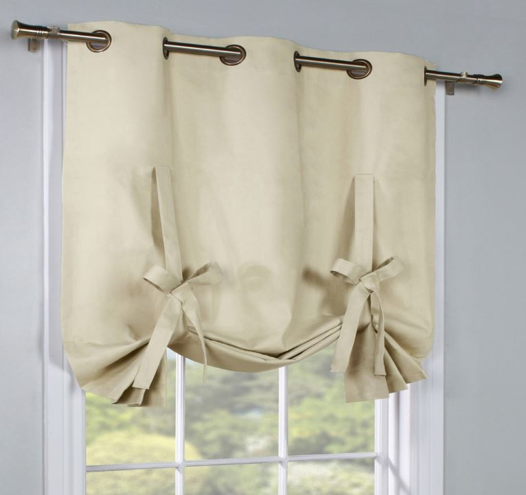 Popular Photo of Prescott Insulated Tie Up Window Shade