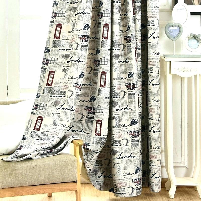 Printed Curtain Panels – Kinolabcolombia (View 37 of 48)