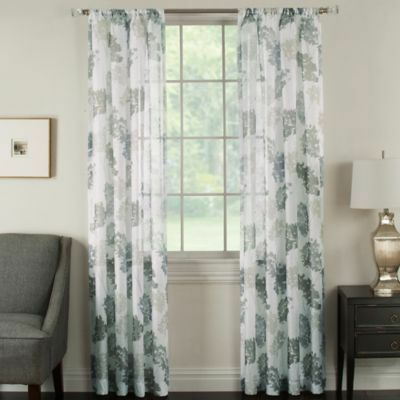 Printed Sheer Curtains – Mercadeo (View 35 of 46)