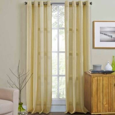 Product Image For Weston Grommet Top Window Curtain Panel With Regard To Copper Grove Speedwell Grommet Window Curtain Panels (#37 of 50)