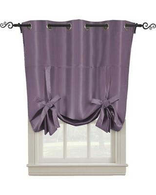 Purple Grommet Curtains – Sailorsandsoldiers (View 21 of 28)