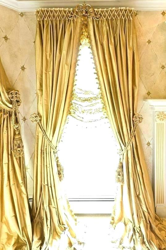 Inspiration about Raw Silk Curtain Panels – Shockanalyticsllc Within Raw Silk Thermal Insulated Grommet Top Curtain Panel Pairs (#27 of 46)