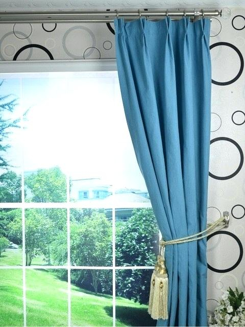 Ready Made Pleated Curtains – 100Menbrand (#38 of 50)