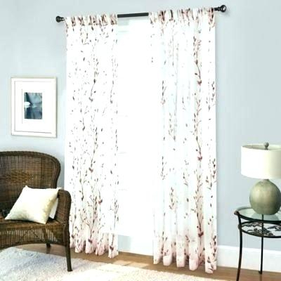 Inspiration about Red Print Curtains – Drmauriciomerchan For Intersect Grommet Woven Print Window Curtain Panels (#35 of 50)