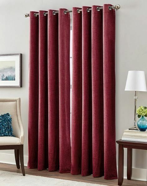 Remarkable Peri Home Curtains – Gigboard Within Kaylee Solid Crushed Sheer Window Curtain Pairs (#28 of 40)