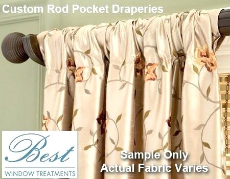 Inspiration about Rod Pocket Light Filtering Curtain Panel X Curtains Amazon 3 With Light Filtering Sheer Single Curtain Panels (#38 of 38)