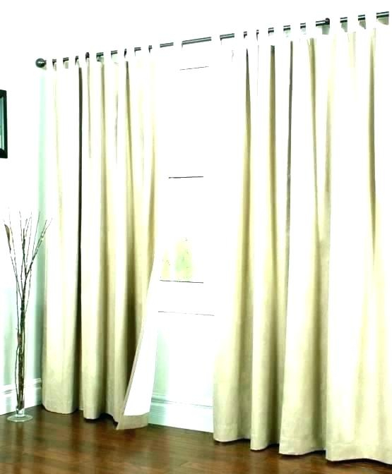 Romantic Double Layer Curtain 5 Color Curtains Waffle Shower In Signature Extrawide Double Layer Sheer Curtain Panels (#39 of 50)
