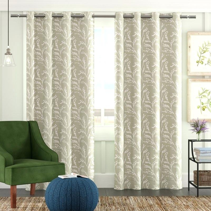 Inspiration about Room Darkening Curtain Panels – Lasagencias Regarding Grommet Room Darkening Curtain Panels (#48 of 50)