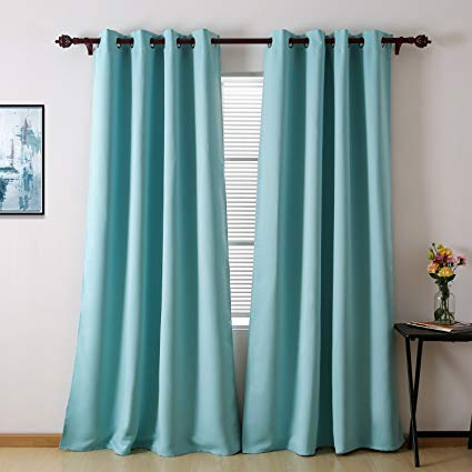 Inspiration about Room Darkening – Vinhomesharbourcity Pertaining To Cynthia Jacobean Room Darkening Curtain Panel Pairs (#30 of 41)