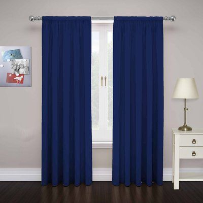 Rt Designers Collection Nikki Faux Silk Rod Pocket Curtain Inside The Curated Nomad Duane Jacquard Grommet Top Curtain Panel Pairs (#21 of 50)