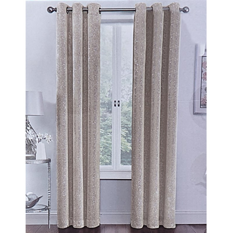 Sadie 2 Pack Blackout Grommet Top Blackout Window Curtains For Keyes Blackout Single Curtain Panels (View 49 of 50)