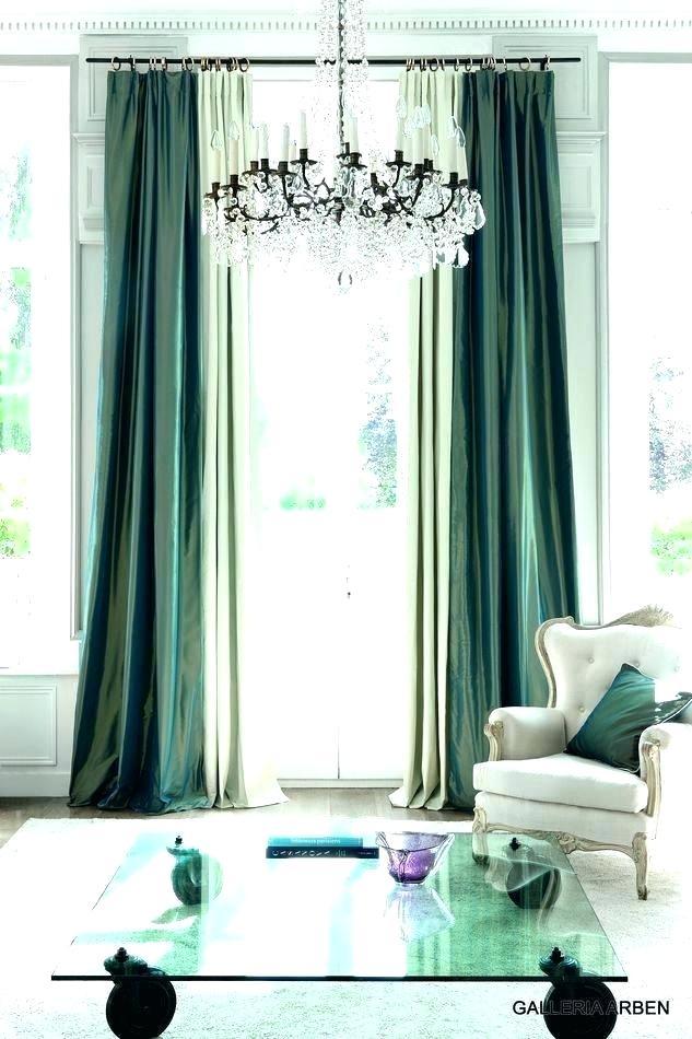 Sage Green Cotton Velvet Curtains Pottery Barn Uk Hunter Intended For Signature Blackout Velvet Curtains (#24 of 50)