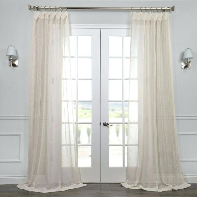 Sage Green Window Curtains – Danangjo Regarding Solid Country Cotton Linen Weave Curtain Panels (#31 of 50)