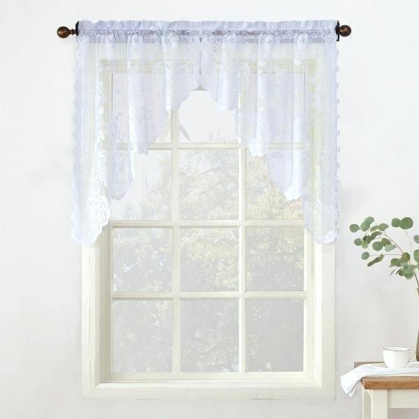Scenic Grommet Top Sheer Curtains – Uibucket (View 45 of 49)