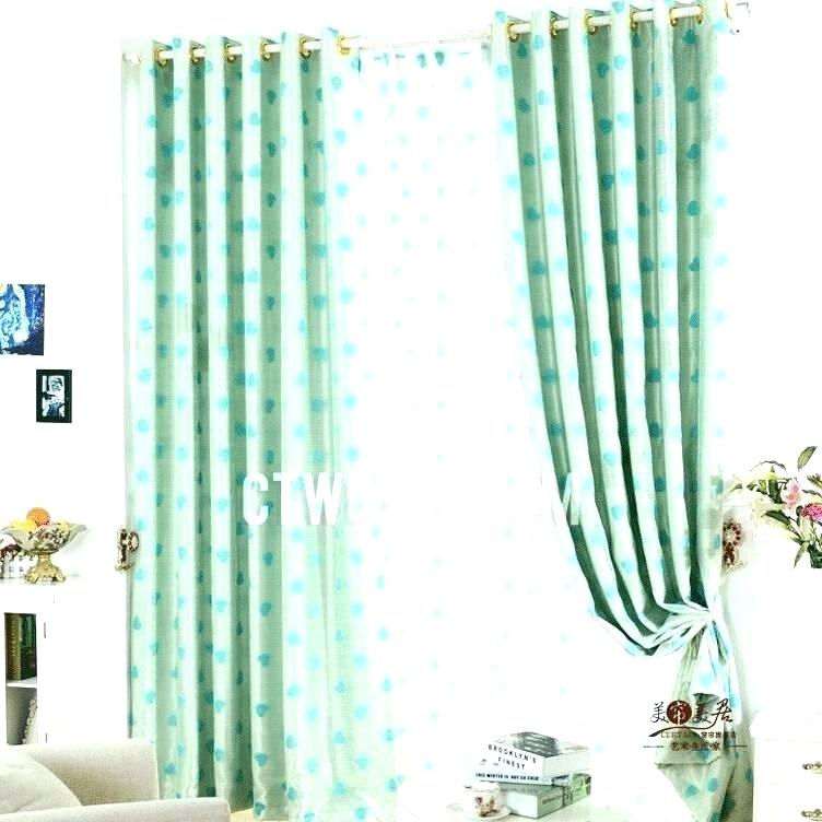 Sea Foam Green Curtains | Best Home Decorating Ideas In Copper Grove Fulgence Faux Silk Grommet Top Panel Curtains (View 35 of 50)