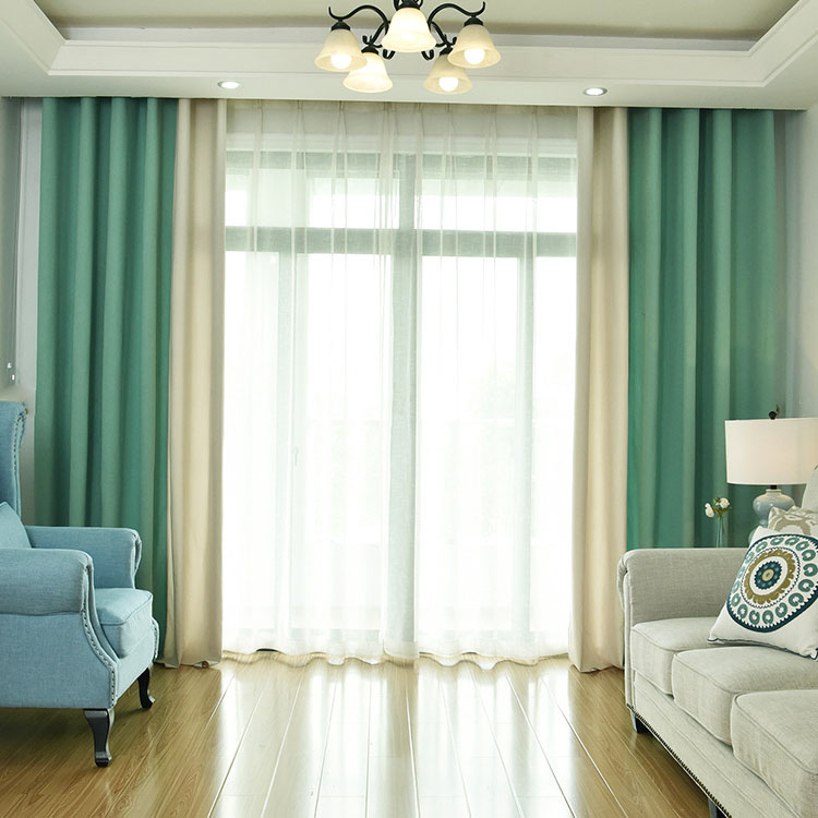 Sea Foam Green Curtains | Best Home Decorating Ideas Throughout Copper Grove Fulgence Faux Silk Grommet Top Panel Curtains (View 38 of 50)