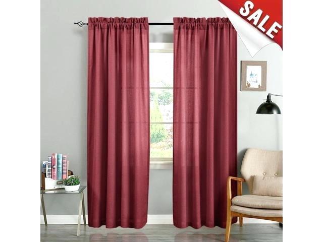 Semi Sheer Curtain – Pregnancyyoga (#41 of 50)