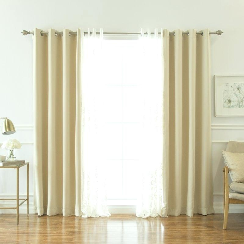 Sheer And Blackout Curtains – Carpimad (View 33 of 50)