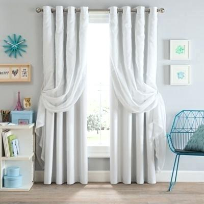 Sheer And Blackout Curtains – Carpimad (View 34 of 50)
