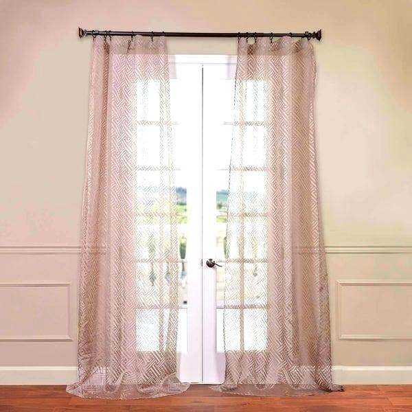 Sheer Curtain Fabric Uk – Graphify Inside Signature White Double Layer Sheer Curtain Panels (View 16 of 50)