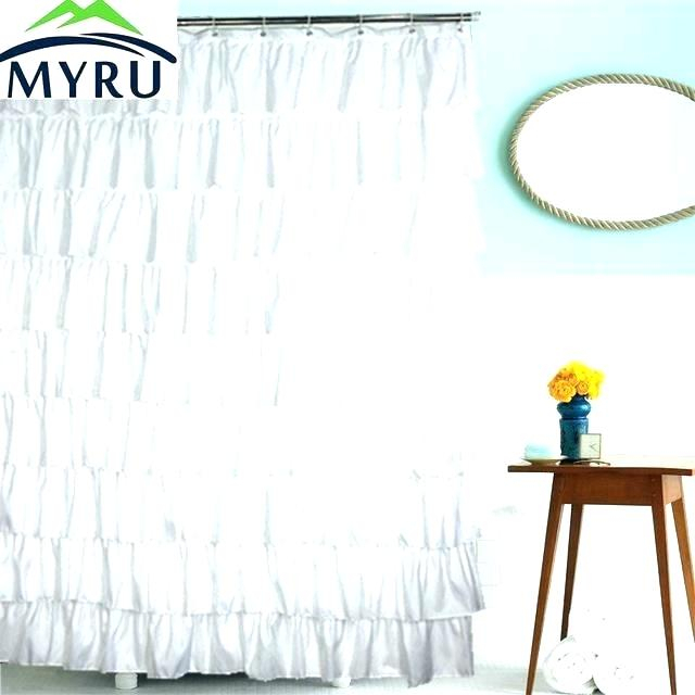 Sheer Curtain Fabric Uk – Graphify Throughout Solid Country Cotton Linen Weave Curtain Panels (#36 of 50)